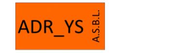 Logo ADR-YS